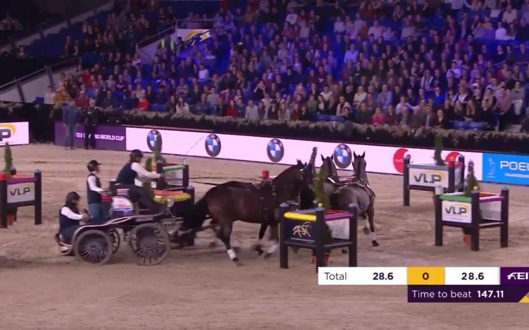 Regarder Winning Round | FEI Driving World Cup – Mechelen 2018