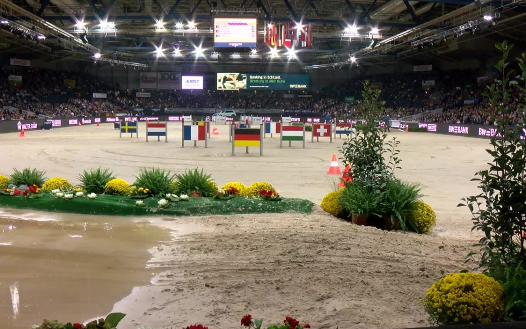 LIVE | Competition 1 | Stuttgart (GER) | FEI Driving World Cup™