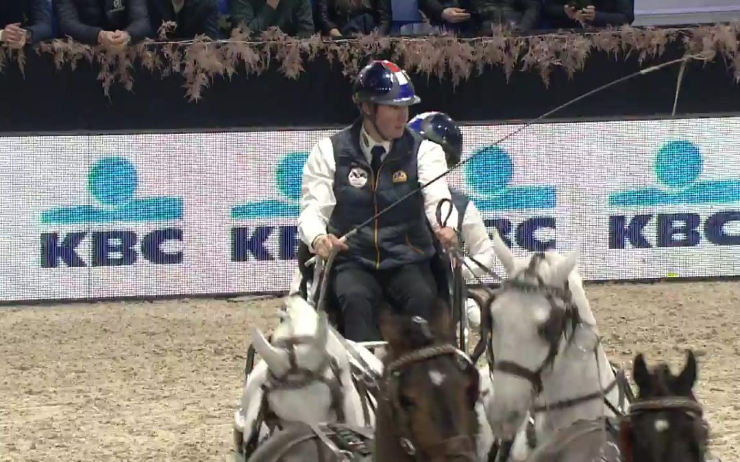 LIVE | FEI Driving World Cup™ | Competition 1 | Mechelen (BEL)