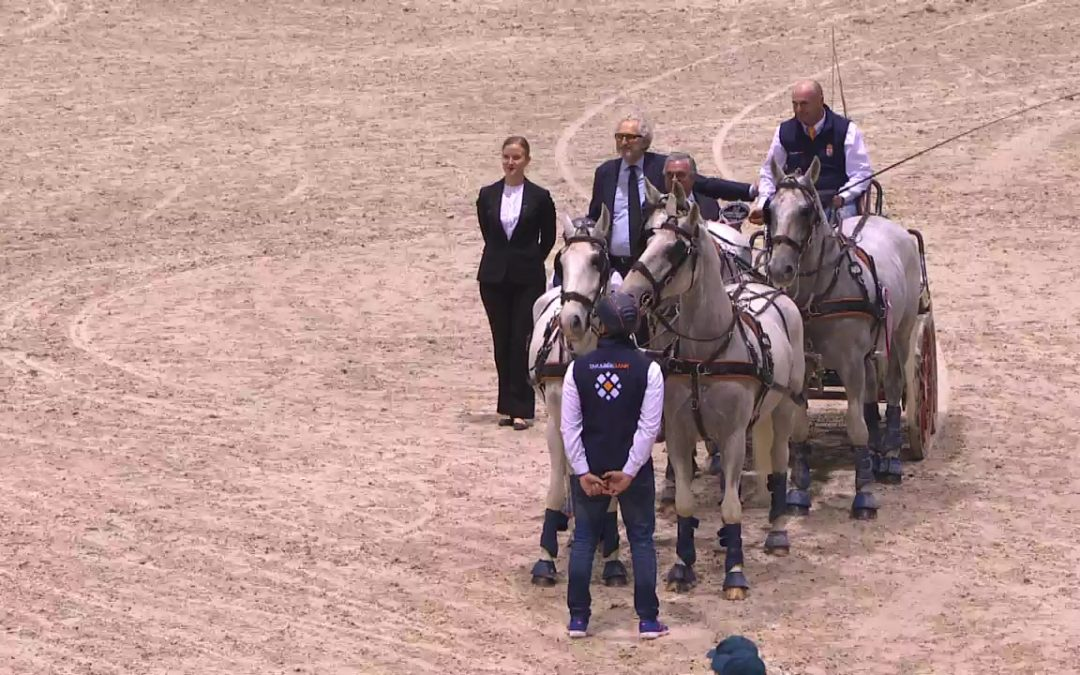 LIVE | Competition 1 | FEI Driving World Cup™ Final 2019-2020