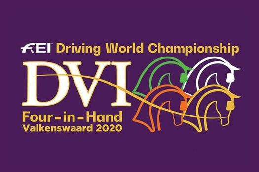 FEI Driving World Four-in-Hand Championship Valkenswaard 2020 OFFICIAL LIVE LINK
